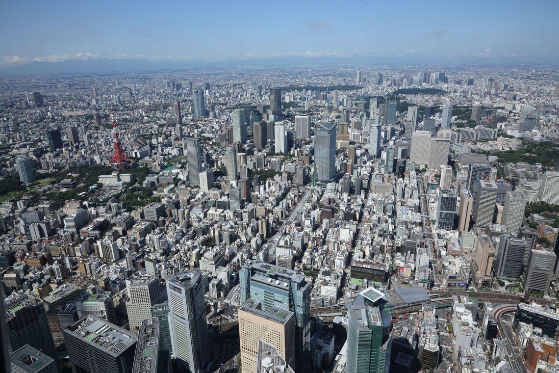 東京に住むということ