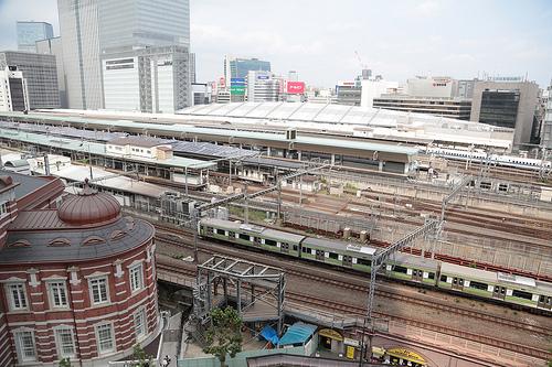 東京のさまざまな交通手段・事情