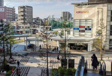 品川区エリア 武蔵小山駅周辺