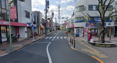 杉並区エリア 西永福駅周辺