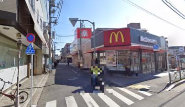 練馬区エリア 氷川台駅周辺