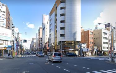 文京区エリア 湯島駅周辺