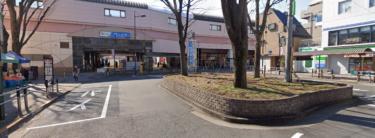 世田谷区エリア 梅ヶ丘駅周辺
