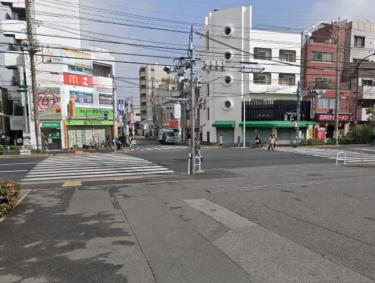 北区エリア 尾久駅周辺