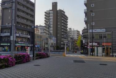 墨田区エリア 東あずま駅周辺