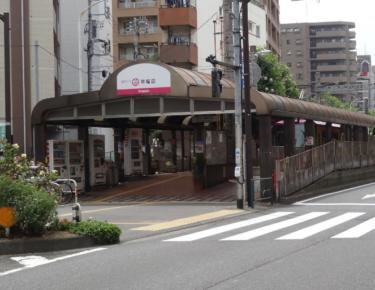 新宿区エリア 早稲田停留場周辺