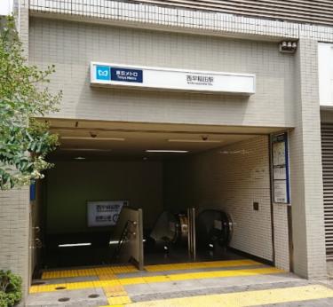 新宿区エリア 西早稲田駅周辺