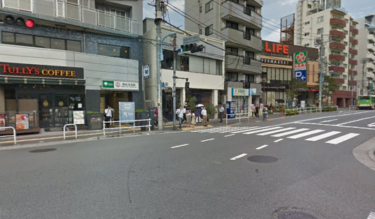 新宿区エリア 若松河田駅周辺