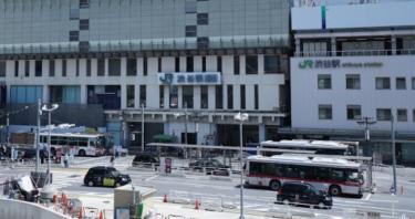 渋谷区エリア 渋谷駅周辺